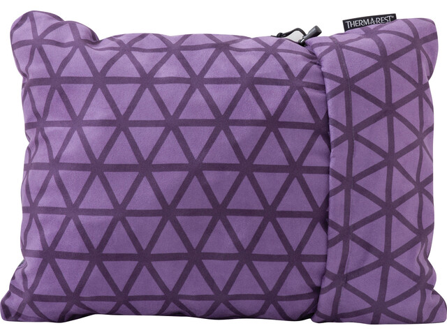 Therm-a-Rest Compressible Pillow Small amethyst